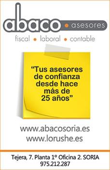 ÁBACO SORIA S.L.